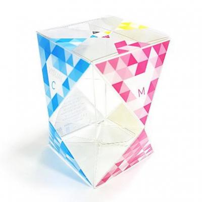 nietypowe opakowanie / ciekawy kształt pudełka